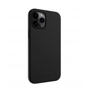 Защитный чехол SwitchEasy MagSkin для iPhone 12 Pro Max Black