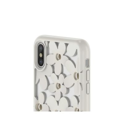 Чехол SwitchEasy Fleur для iPhone XS Max Белый