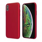 Защитный чехол Vipe Color для iPhone XS Red