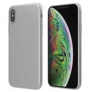 Защитный чехол Vipe Color для iPhone XS Silver